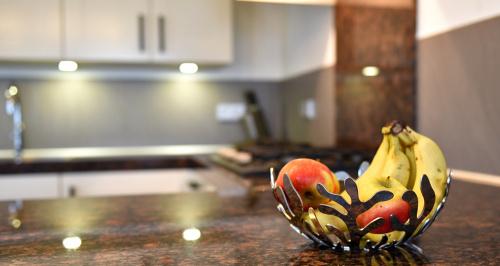 Keuken Drachten Quooker : Granieten aanrechtblad Tan Brown