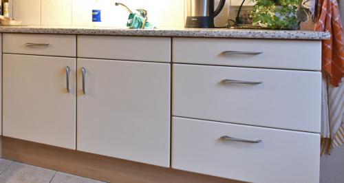 Renovatie frontjes keukenkastjes voor